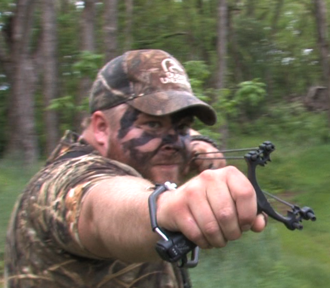 The Wrist Bow XDS is a precise weapon